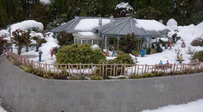 【長崎】雪景色の旧グラバー邸【TWS】