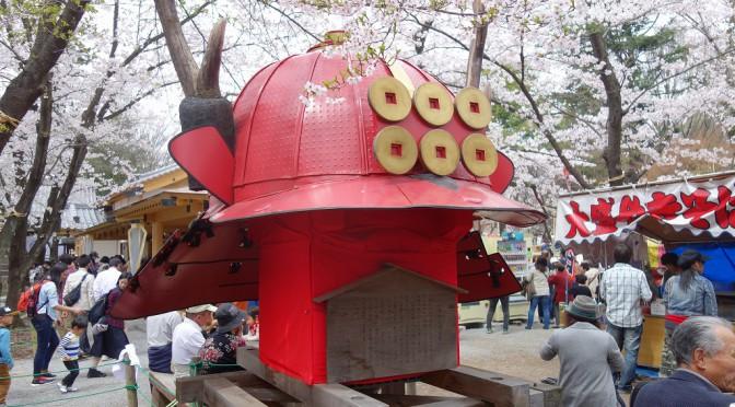 【大河ドラマ】上田城桜祭りの旅行記【真田丸】